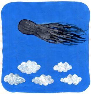 タコ型の凧
