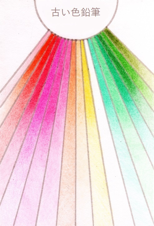 仮のカラーチャート