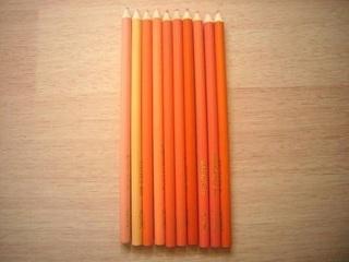 フェリシモ500色の色鉛筆81-90写真