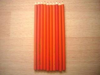 フェリシモ500色の色鉛筆91-100写真